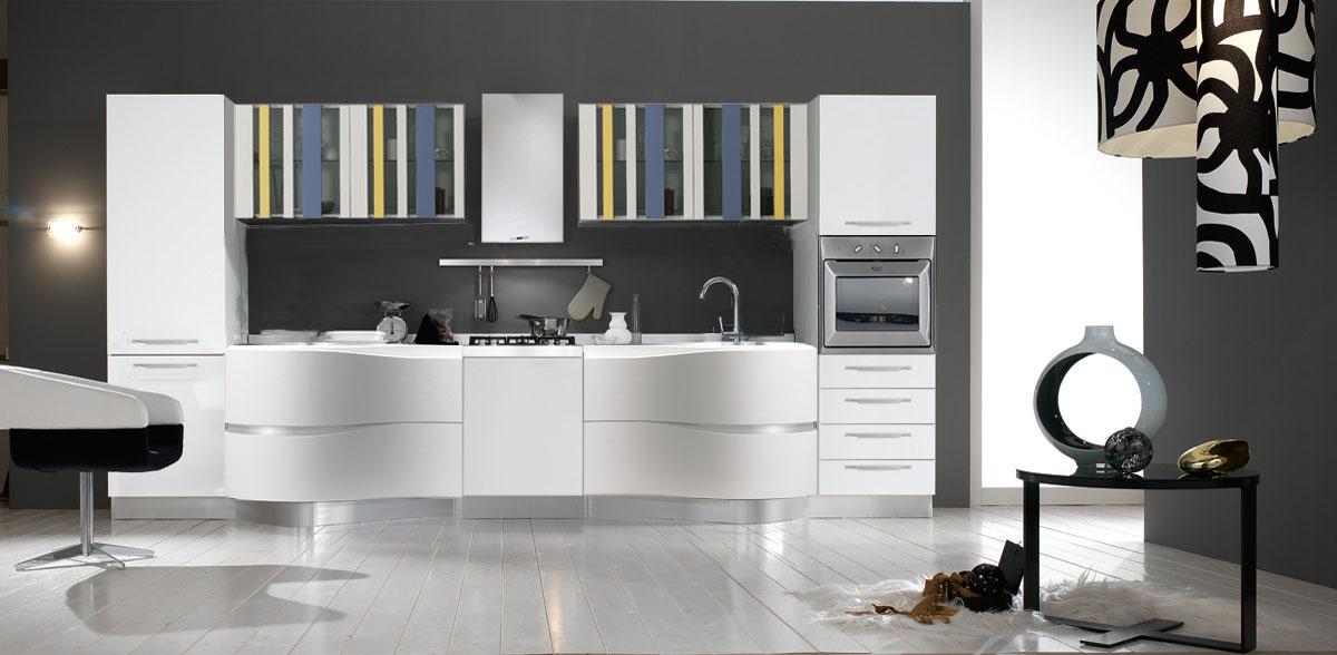 Cucine componibili Moderne - Cubadak Torino
