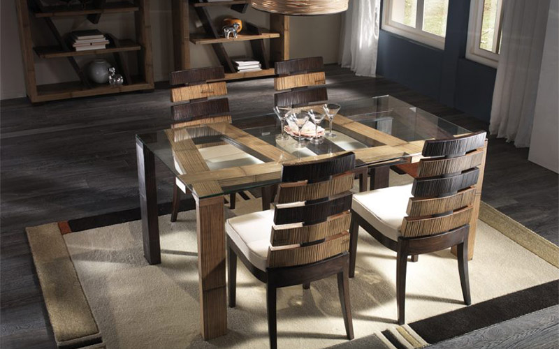 Tavoli e Sedie Coloniali - Cubadak Torino
